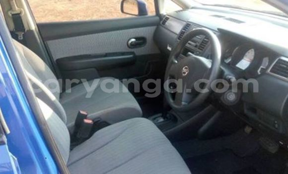 Buy Used Nissan Tilda Blue Car in Limete in Malawi