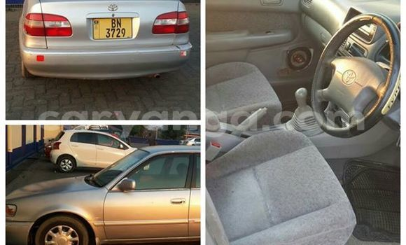 Buy Used Toyota Corolla Silver Car in Limete in Malawi