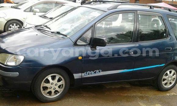 Buy Used Toyota 4Runner Blue Car in Blantyre in Malawi