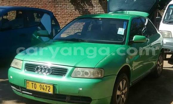 Buy Used Audi A3 Green Car in Limete in Malawi