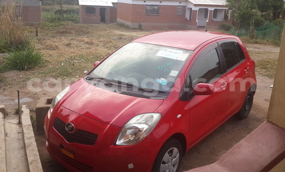 Buy New Toyota Vitz Red Moto in Limete in Malawi