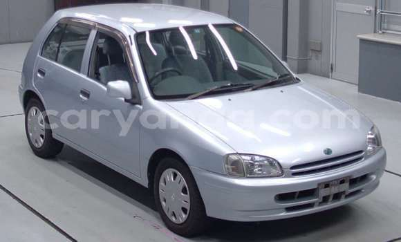 Buy Used Toyota Starlet Silver Car in Lilongwe in Malawi