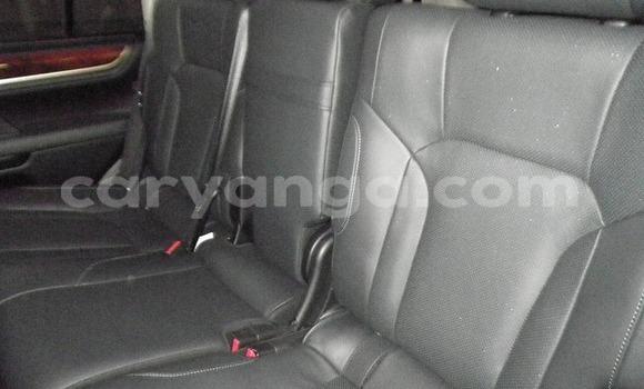 Buy New Lexus LX White Car in Limete in Malawi