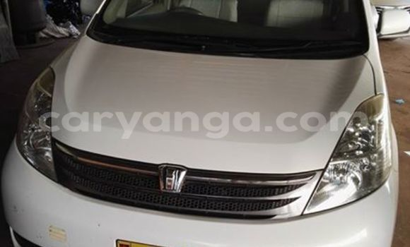 Buy Used Toyota Isis White Car in Lilongwe in Malawi