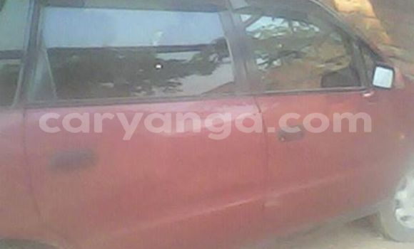 Buy Used Honda Odyssey Red Car in Limete in Malawi