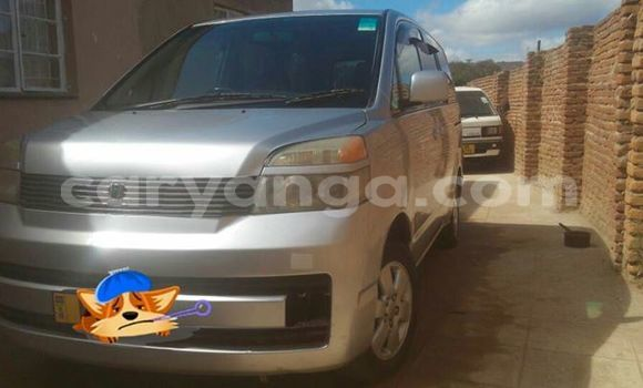 Buy Used Toyota Voxy Silver Car in Limete in Malawi