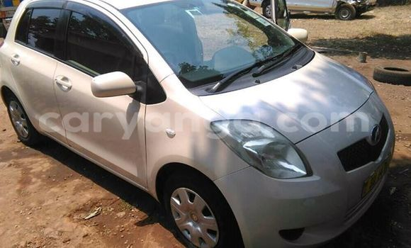 Buy Used Toyota Vitz White Car in Limete in Malawi