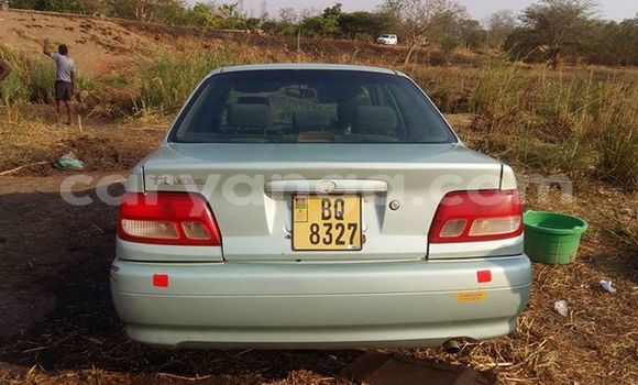 Buy Used Toyota Carina Silver Car in Limete in Malawi