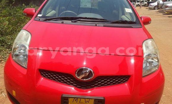 Buy Used Toyota Vitz Red Car in Limete in Malawi