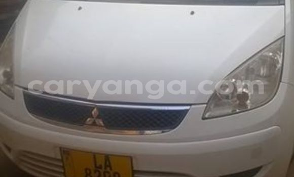 Buy Used Mitsubishi Colt White Car in Limete in Malawi