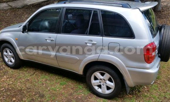 Buy Used Toyota RAV4 Silver Car in Lilongwe in Malawi