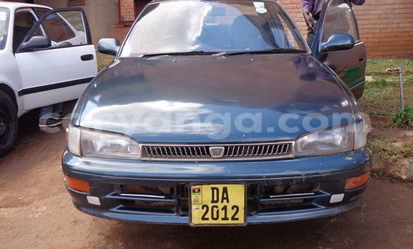 Buy Used Toyota Sprinter Black Car in Lilongwe in Malawi