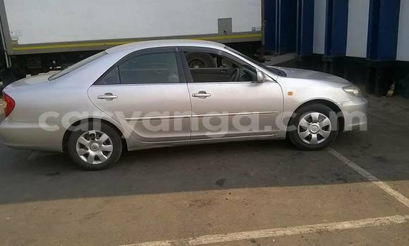 Buy Used Toyota Camry Silver Car in Limete in Malawi