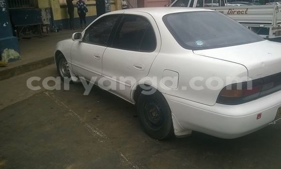 Buy Used Toyota Sprinter White Car in Limete in Malawi