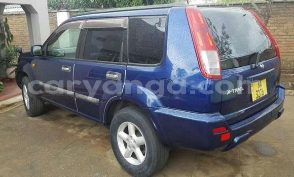 Buy Used Nissan X-Trail Blue Car in Limete in Malawi