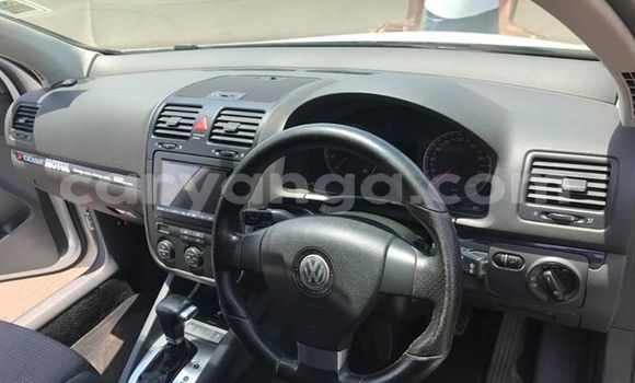 Buy Used Volkswagen Golf White Car in Limete in Malawi