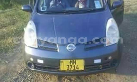 Buy Used Nissan Note Black Car in Limete in Malawi