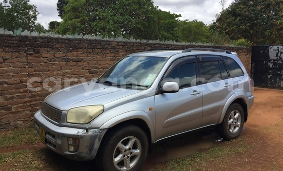 Buy Used Toyota RAV4 Silver Car in Karonga in Malawi