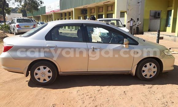 Buy New Honda Accord Silver Car in Lilongwe in Malawi