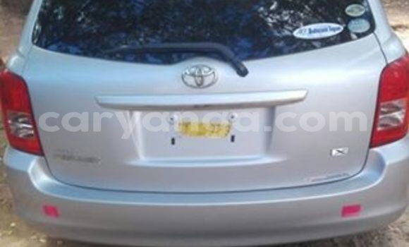 Buy Used Toyota Fielder Silver Car in Blantyre in Malawi