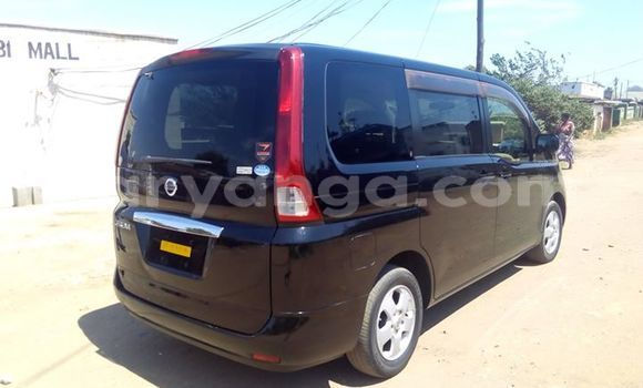 Buy Used Nissan Serena Black Car in Limete in Malawi