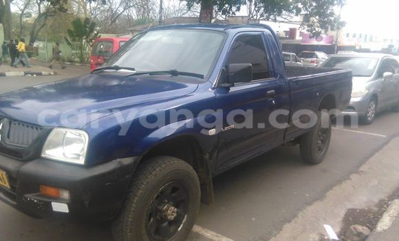 Buy Used Toyota 4Runner Blue Car in Blantyre in Malawi