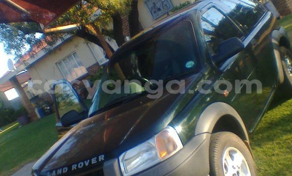 Buy Used Land Rover Freelander Green Car in Lilongwe in Malawi