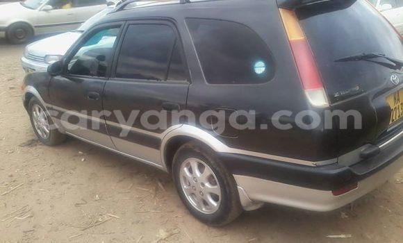 Buy Used Toyota Carib Black Car in Blantyre in Malawi