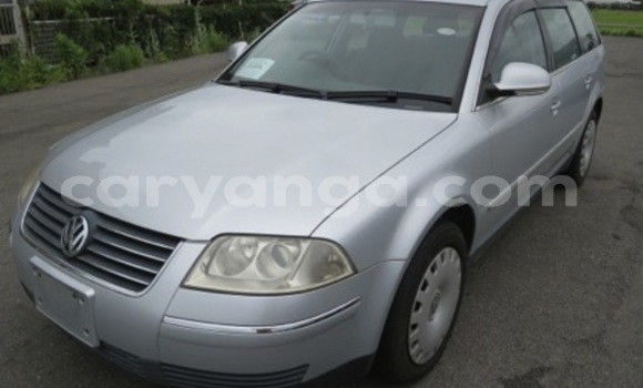 Buy Used Volkswagen Passat Silver Car in Blantyre in Malawi