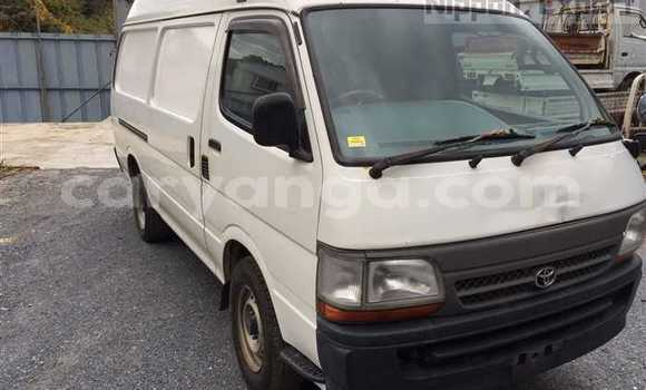 Buy Used Toyota Hiace Black Car in Blantyre in Malawi