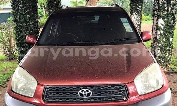 Buy Used Toyota RAV4 Red Car in Limete in Malawi
