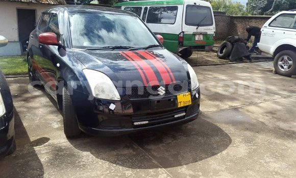 Buy Used Suzuki Swift Black Car in Limete in Malawi