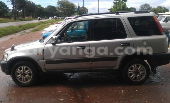 Buy Used Honda CR–V Silver Car in Lilongwe in Malawi