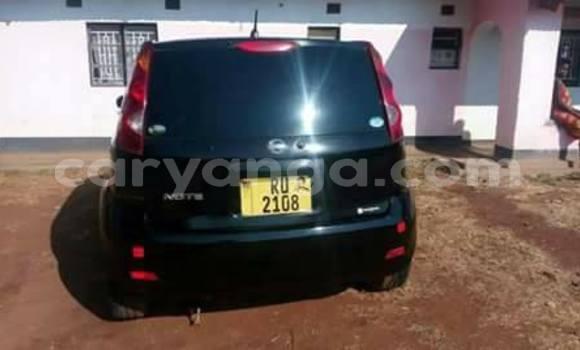 Buy Used Nissan Note Black Car in Limete in Malawi