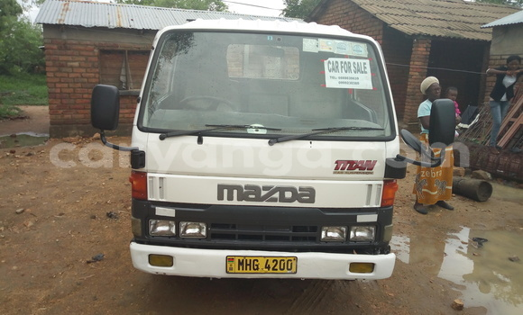 Buy Used Mazda Titan White Car in Liwonde in Malawi