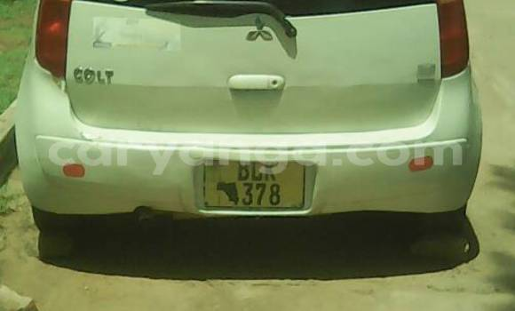 Buy Used Mitsubishi Colt White Car in Blantyre in Malawi