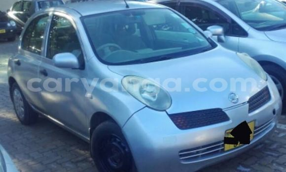 Buy Used Nissan 350Z Silver Car in Blantyre in Malawi
