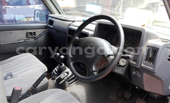 Buy Used Nissan Patrol Blue Car in Limete in Malawi