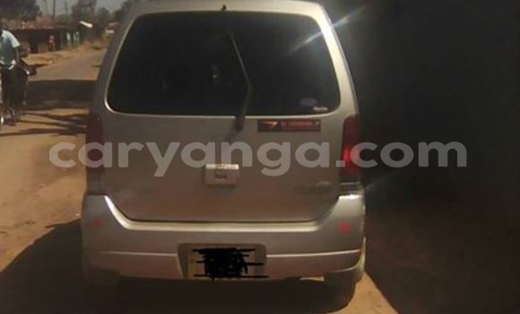 Buy Used Mazda AZ Wagon Black Car in Lilongwe in Malawi