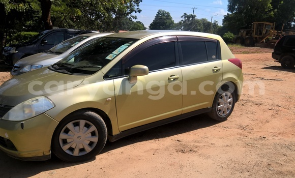 Buy Used Nissan Tilda Green Car in Lilongwe in Malawi