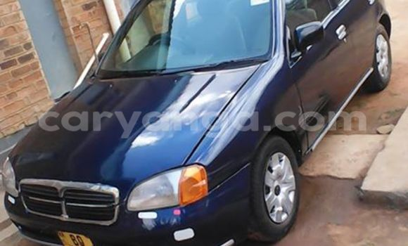 Buy Used Toyota Starlet Blue Car in Blantyre in Malawi