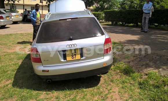 Buy Used Audi A4 Silver Car in Lilongwe in Malawi