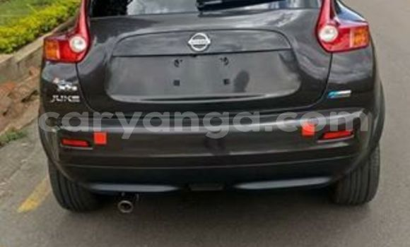 Buy Used Nissan Juke Black Car in Lilongwe in Malawi