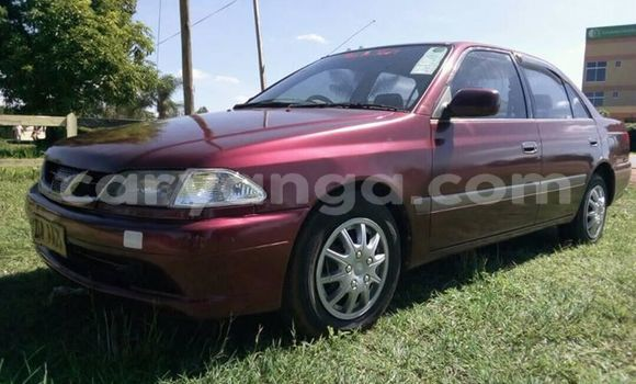 Buy Used Toyota Carina Red Car in Lilongwe in Malawi