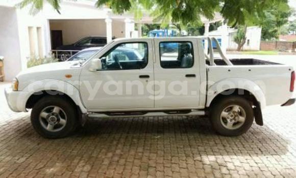 Buy Used Nissan Hardbody White Car in Lilongwe in Malawi