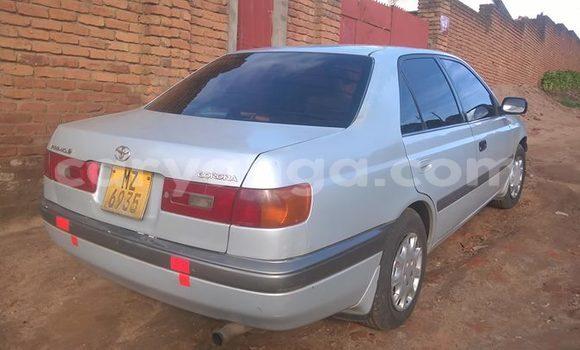 Buy Used Toyota Corona Silver Car in Lilongwe in Malawi