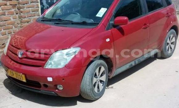 Buy Used Toyota IST Red Car in Lilongwe in Malawi