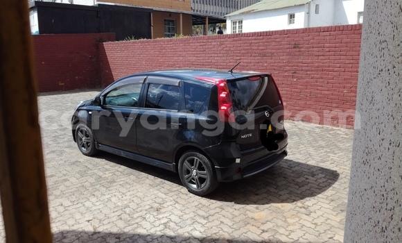 Buy Used Nissan Note Black Car in Lilongwe in Malawi