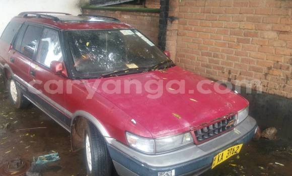 Buy Used Toyota Sprinter Red Car in Karonga in Malawi