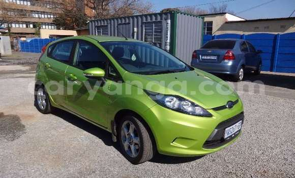 Buy Used Ford Fiesta Blue Car in Lilongwe in Malawi